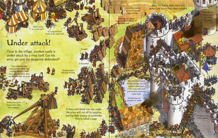 See inside The Middle Ages [3]