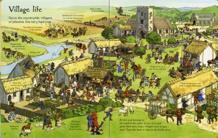 See inside The Middle Ages [2]