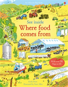 See inside where food comes from [0]