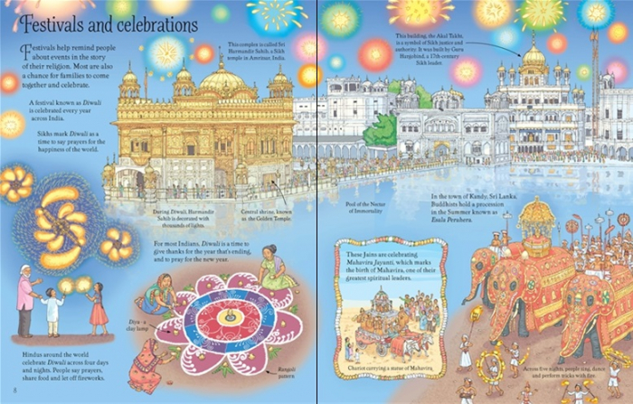 See inside world religions [2]