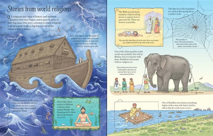 See inside world religions [3]