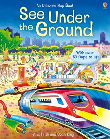 See under the ground [0]
