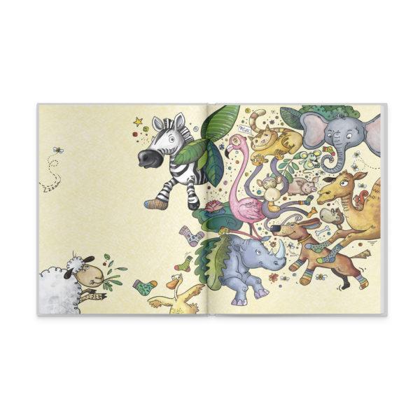 Sosete colorate pentru animale [8]