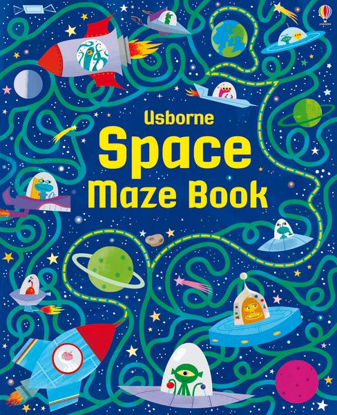 Space maze book [0]