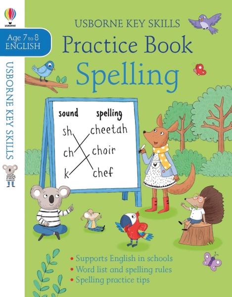 Spelling Practice Book 7-8 [0]