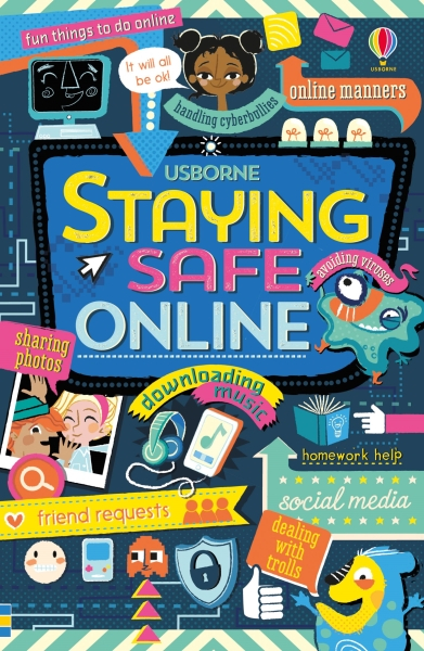 Staying safe online [0]