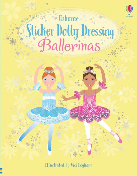 Sticker dolly dressing Ballerinas [0]