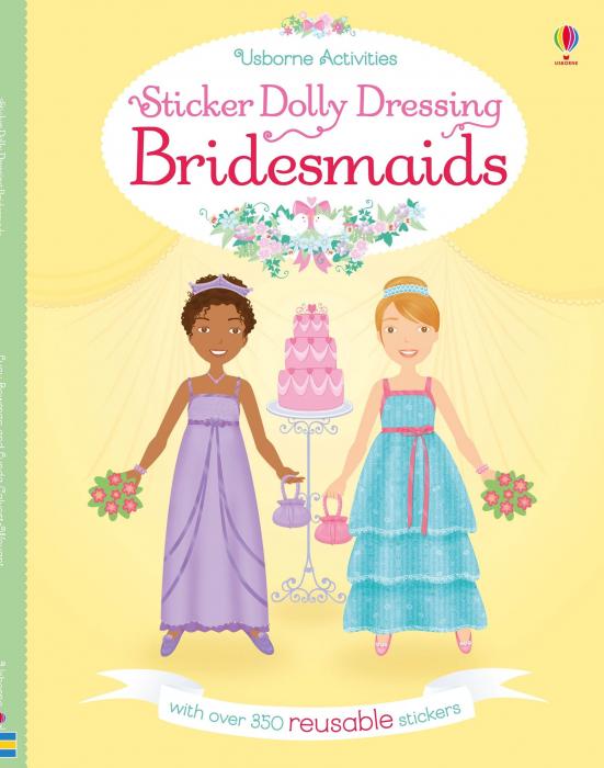 Sticker dolly dressing Bridesmaids [0]