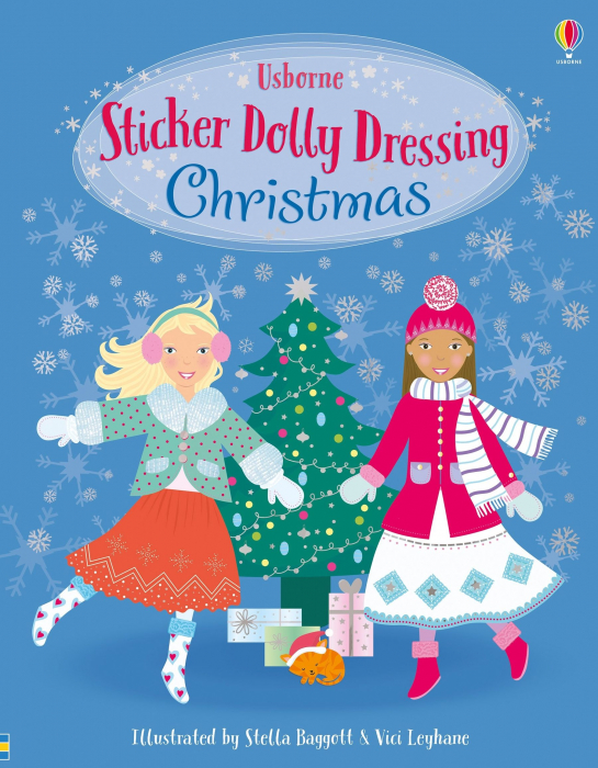 Sticker dolly dressing: Christmas [0]