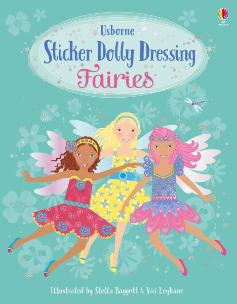 Sticker dolly dressing Fairies [0]