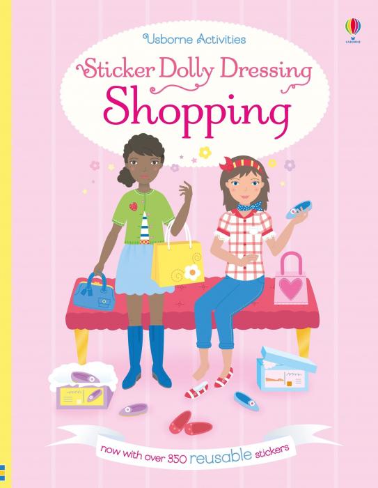 Sticker dolly dressing Shopping [0]