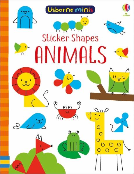 Sticker shapes animals [0]