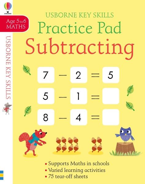Subtracting practice pad 5-6 [1]