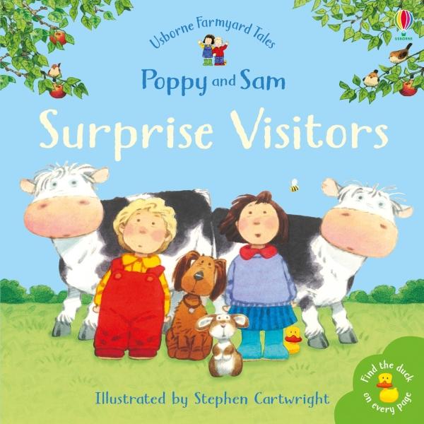 Surprise Visitors [0]