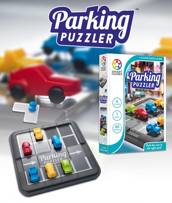 Parking Puzzler [2]