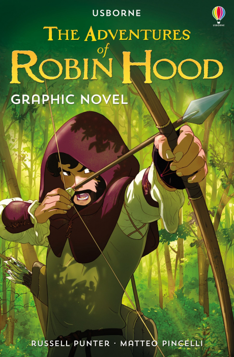 The Adventures of Robin Hood Graphic Novel [0]