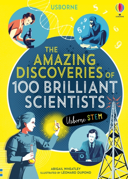 The Amazing Discoveries of 100 Brilliant Scientists [0]