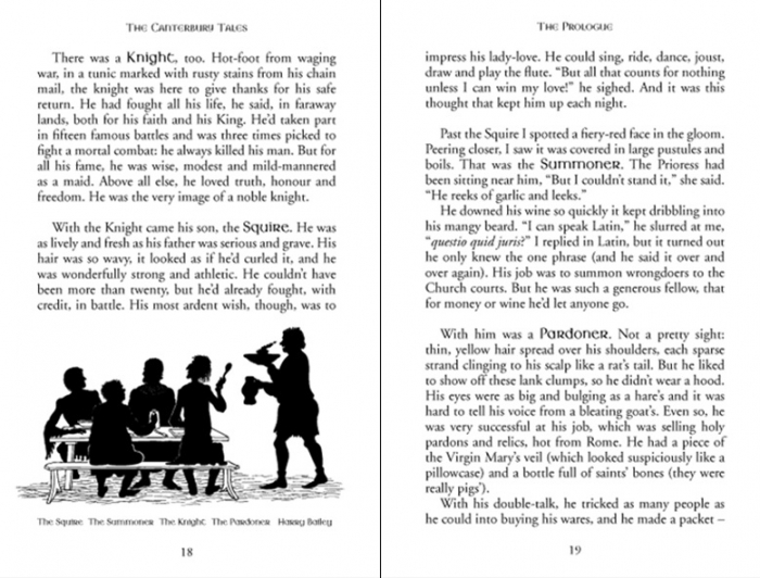 The Canterbury Tales [3]