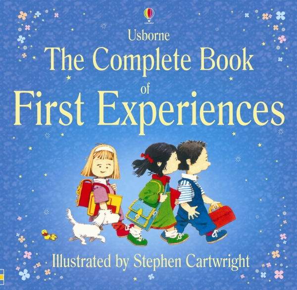 The complete book of first experiences [0]