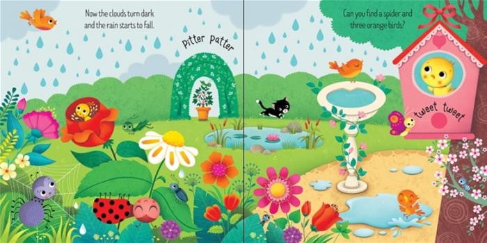 The Garden Book and Jigsaws [3]
