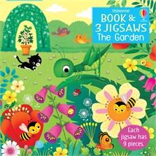 The Garden Book and Jigsaws [0]