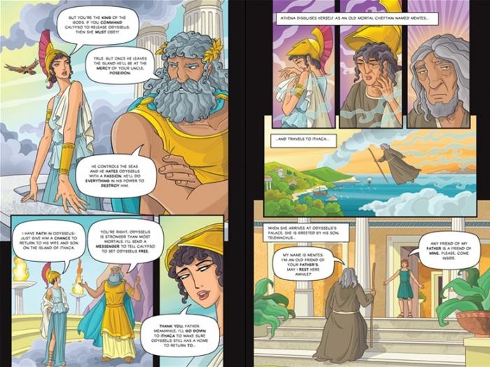 The Odyssey [2]