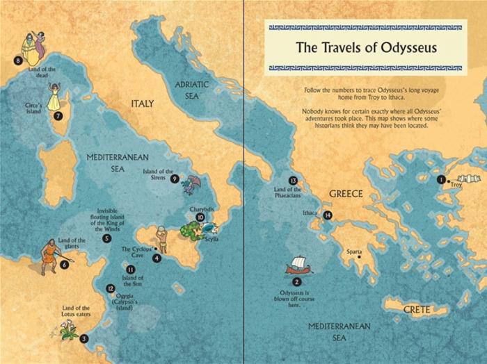 The Odyssey [1]
