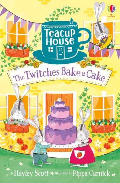 The Twitches Bake a Cake [0]