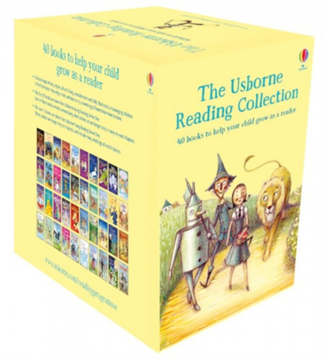 The Usborne reading collection [0]