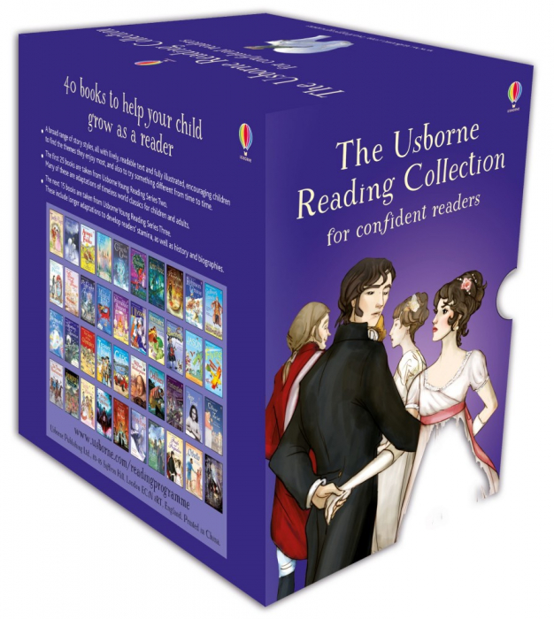 The Usborne Reading Collection for confident readers [0]