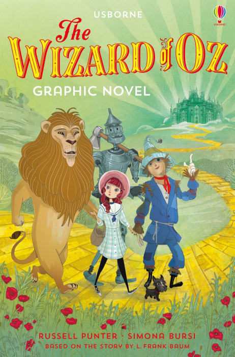 The Wizard of Oz Graphic Novel [0]