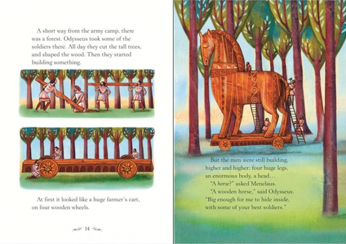 The Wooden Horse [1]