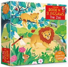 The zoo Book and jigsaw [0]
