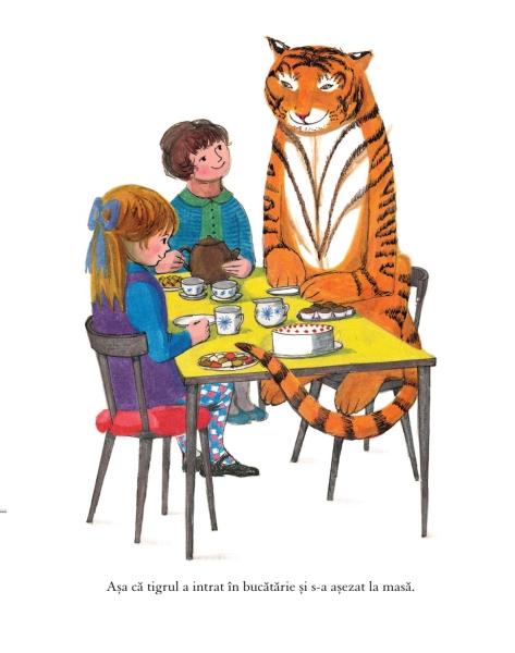 Tigrul care a venit la ceai [7]