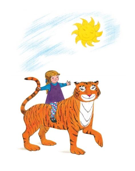 Tigrul care a venit la ceai [1]