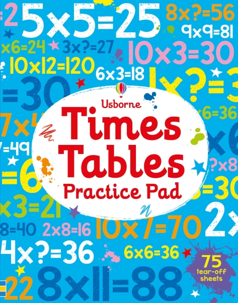 Times tables practice pad [0]