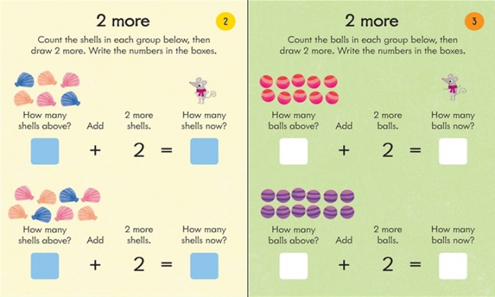 Times tables practice pad 5-6 [2]