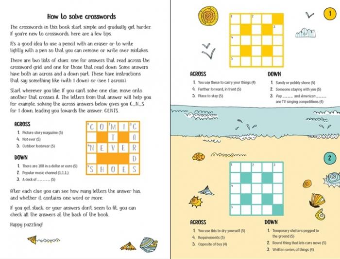 Travel crosswords [1]