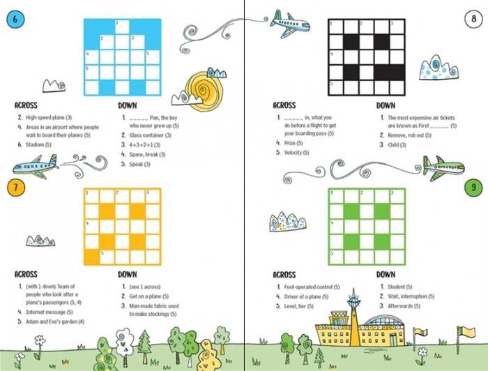 Travel crosswords [2]