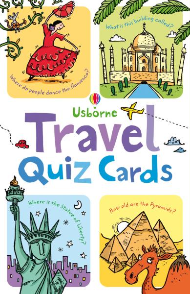 Travel quiz cards [0]