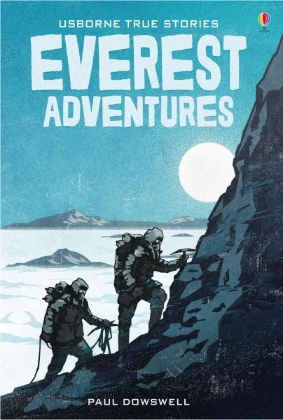 True stories Everest adventures [0]