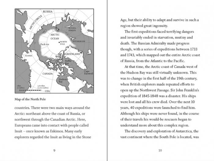 True stories of polar adventures [2]