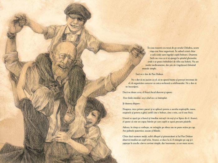 Ultima călătorie. Doctorul Korczak și copiii săi [5]