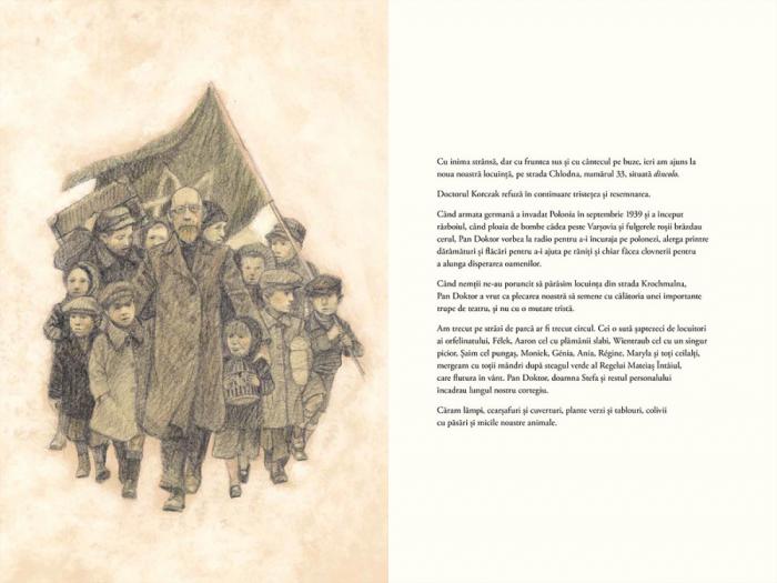 Ultima călătorie. Doctorul Korczak și copiii săi [10]