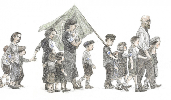 Ultima călătorie. Doctorul Korczak și copiii săi [8]