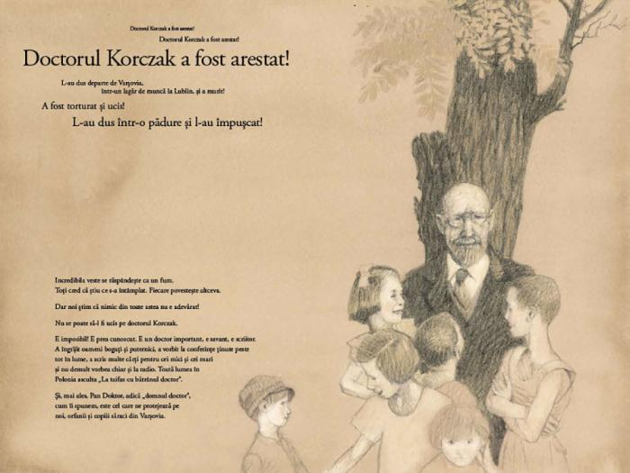 Ultima călătorie. Doctorul Korczak și copiii săi [9]