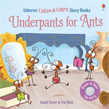 Underpants for ants [0]