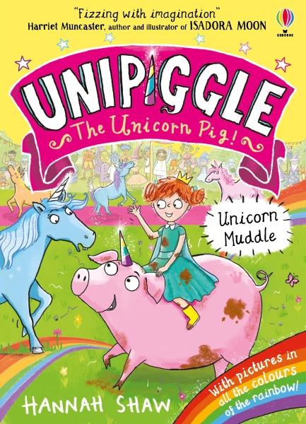 Unicorn Muddle (Unipiggle Bk 1) [0]