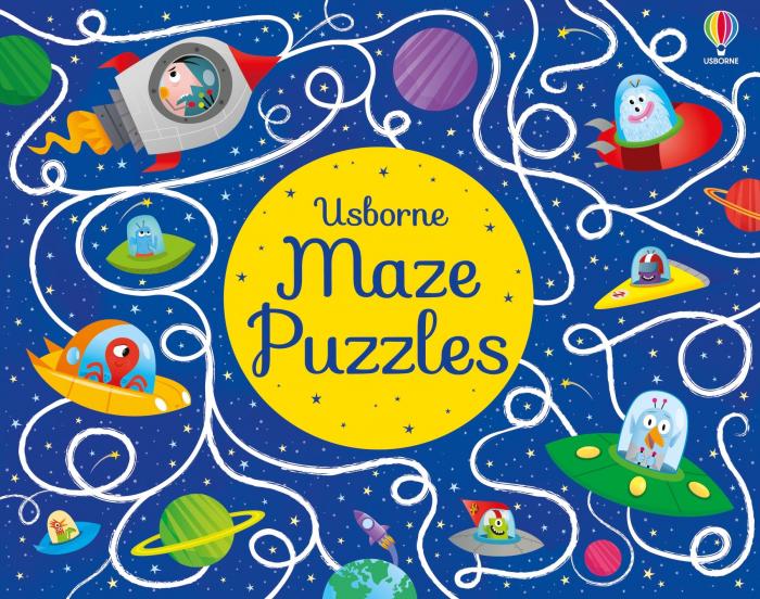 Usborne Maze Puzzles [0]