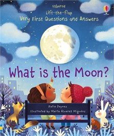 What is the moon? [0]